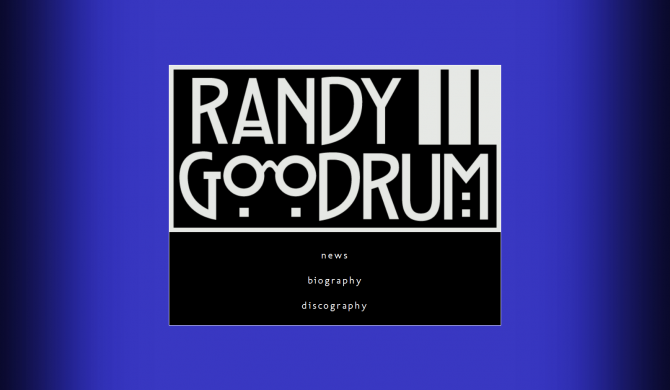 Randy Goodrum Website