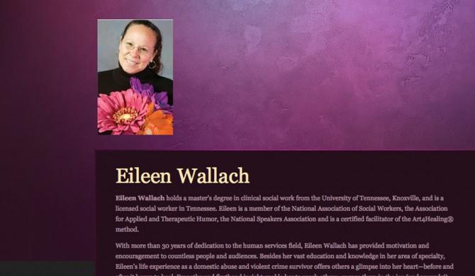 Eileen Wallach Web Site