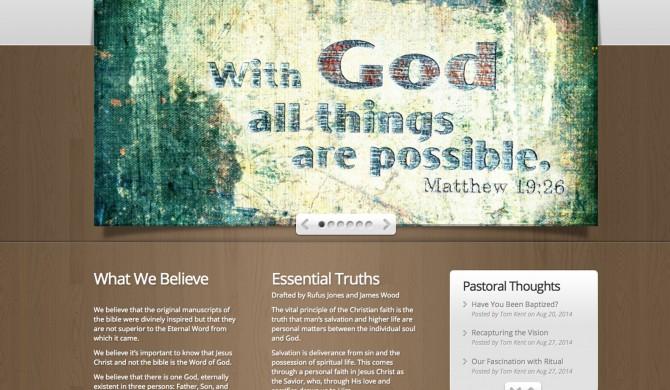 One Quaker Web Site