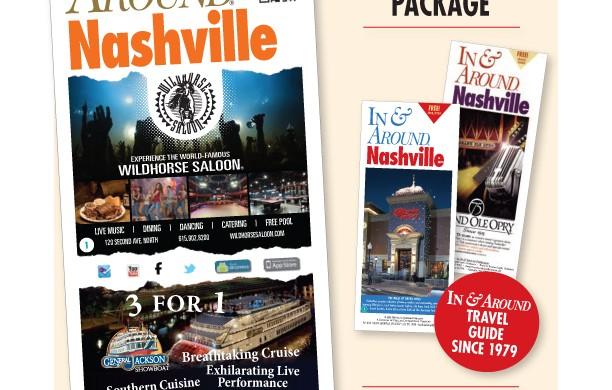 In & Around Nashville Info Packet