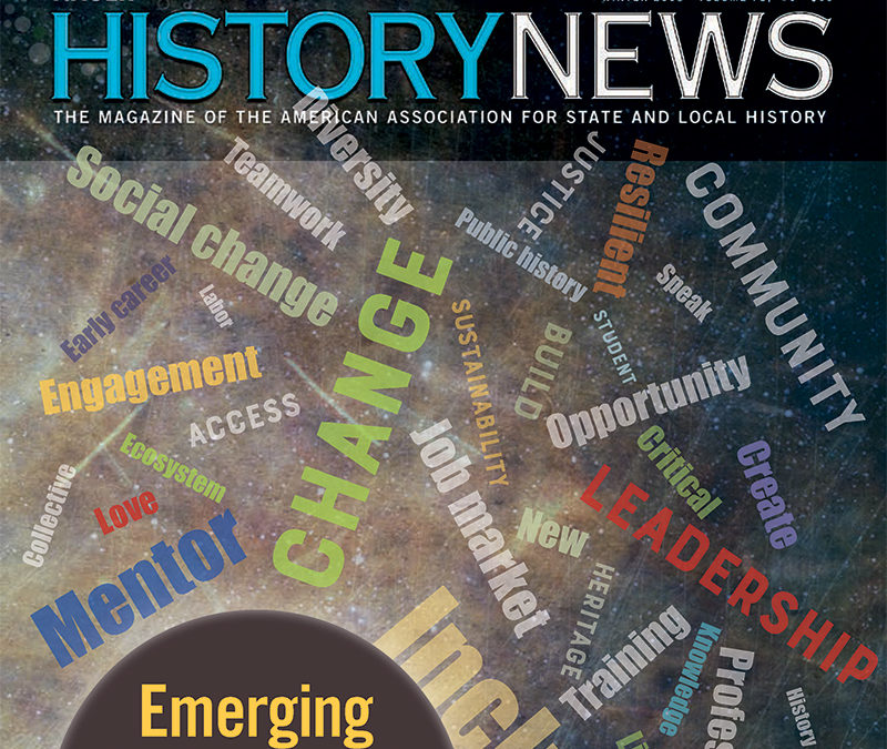 History News Winter 2018